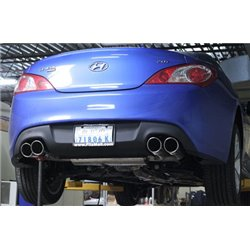 Genesis Coupe GT Cat-back Exhaust