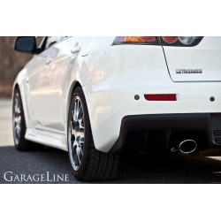 Garage Line 2009+ Nissan 370z Dual Catback Exhaust