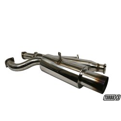 Genesis Coupe RS Cat-back Exhaust