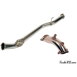 Genesis Coupe 2.0T Stealthback (downpipe)
