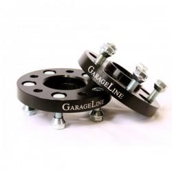 2007 - 2013 G37 GarageLine 15mm Wheel Spacers