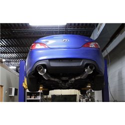 Genesis Coupe RSD Cat-back Exhaust (GEN-CBE-RSD)