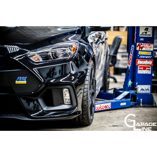 Focus RS on Springs and Spacers