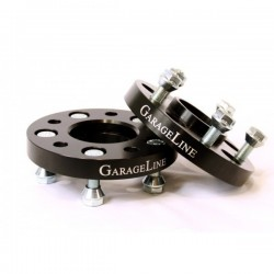 2008 - 2014 Genesis Sedan GarageLine Wheel Spacer Combo