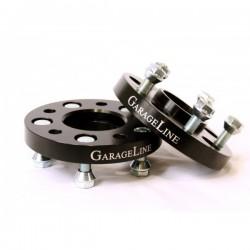 GarageLine 2009-13 Nissan G37 Lightweight Crank & Alternator Pulley