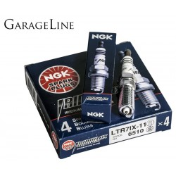 NGK Ford Focus ST Spark Plugs (One Step Colder)