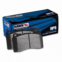Hawk HPS Rear Pads 2013-2014 Ford Focus ST Rear