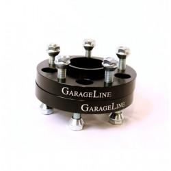 GarageLine 2015 + Subaru STI Wheel Spacer Combo