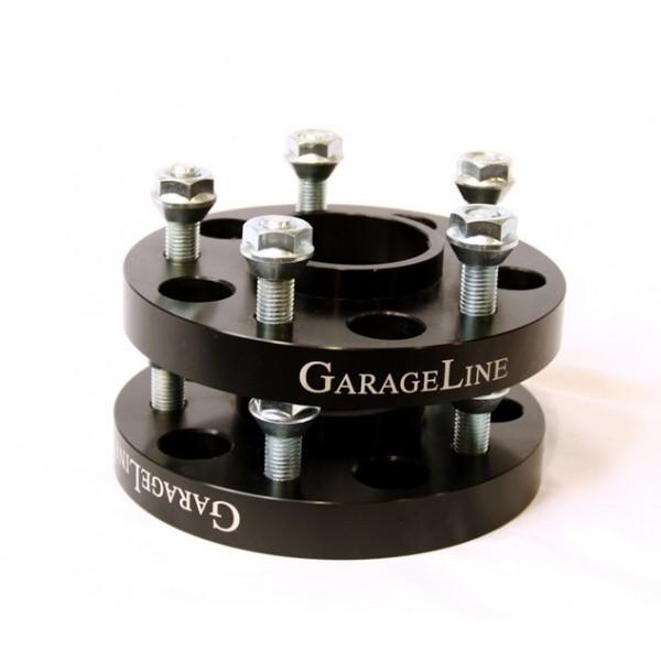 2007+ GTR GarageLine 15mm Wheel Spacers