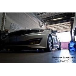 2009-2017 Hyundai Genesis Coupe Wheel Spacers